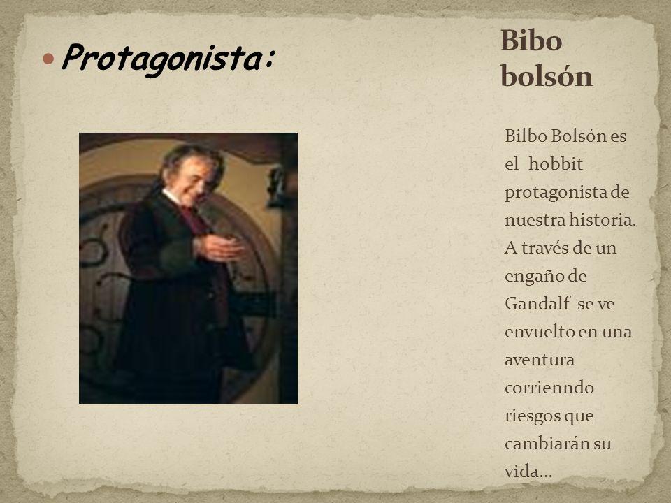 Protagonista: Bibo bolsón