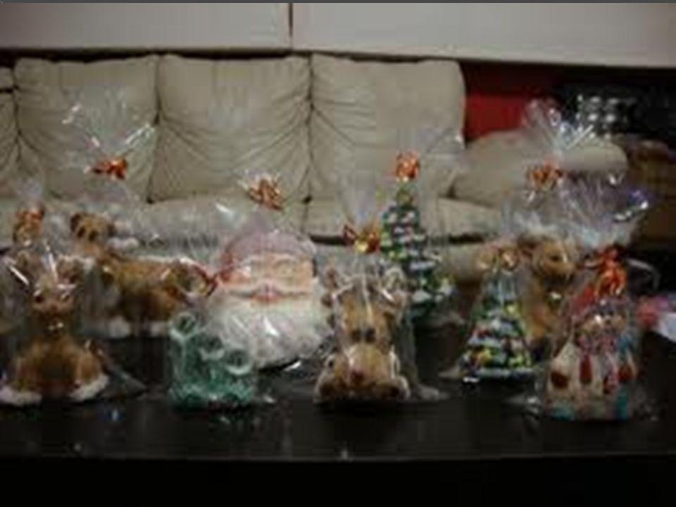 Tradicionales dulces navideños de maranto
