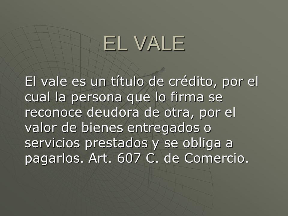 EL VALE