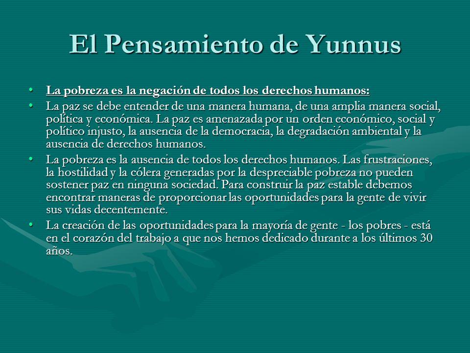 El Pensamiento de Yunnus