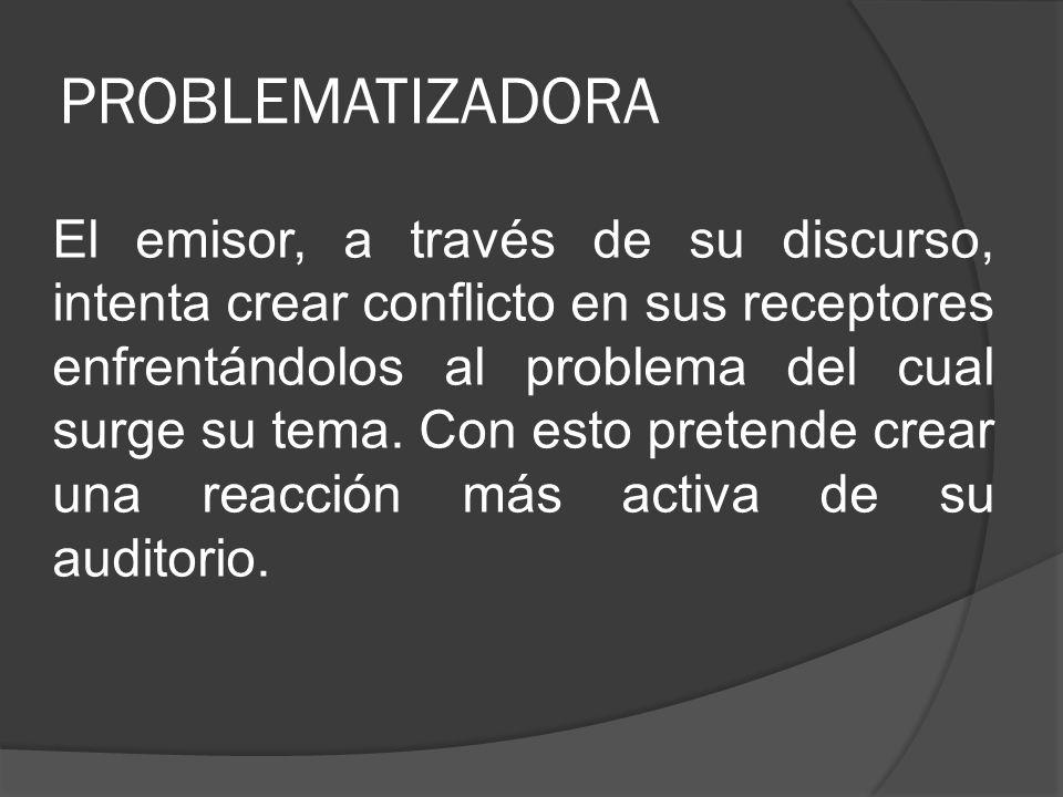 PROBLEMATIZADORA