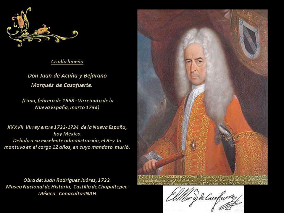 Don Juan de Acuña y Bejarano