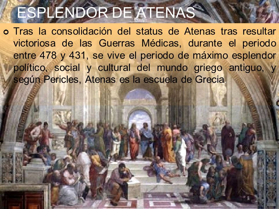 ESPLENDOR DE ATENAS