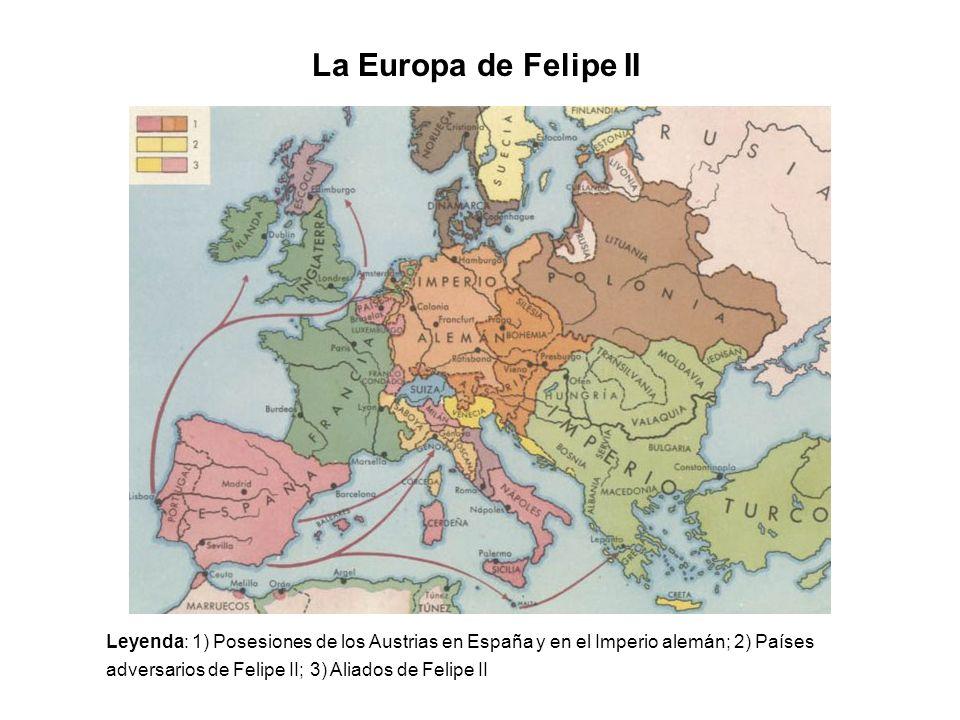 La Europa de Felipe II