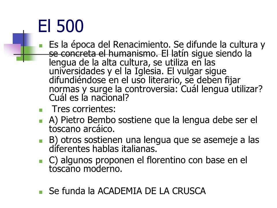 El 500