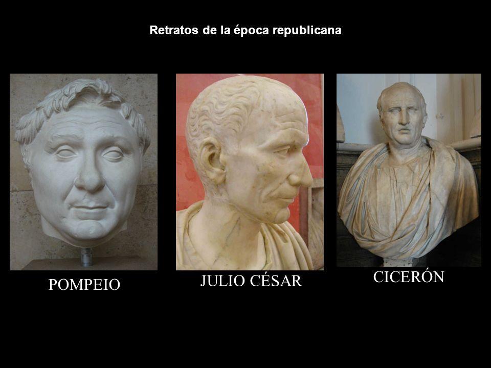 Retratos de la época republicana