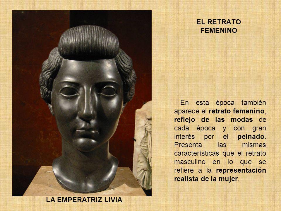 EL RETRATO FEMENINO