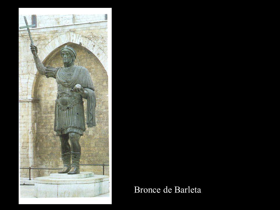 Bronce de Barleta