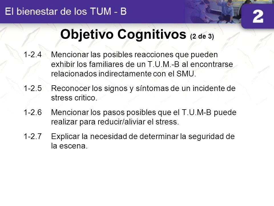 Objetivo Cognitivos (2 de 3)
