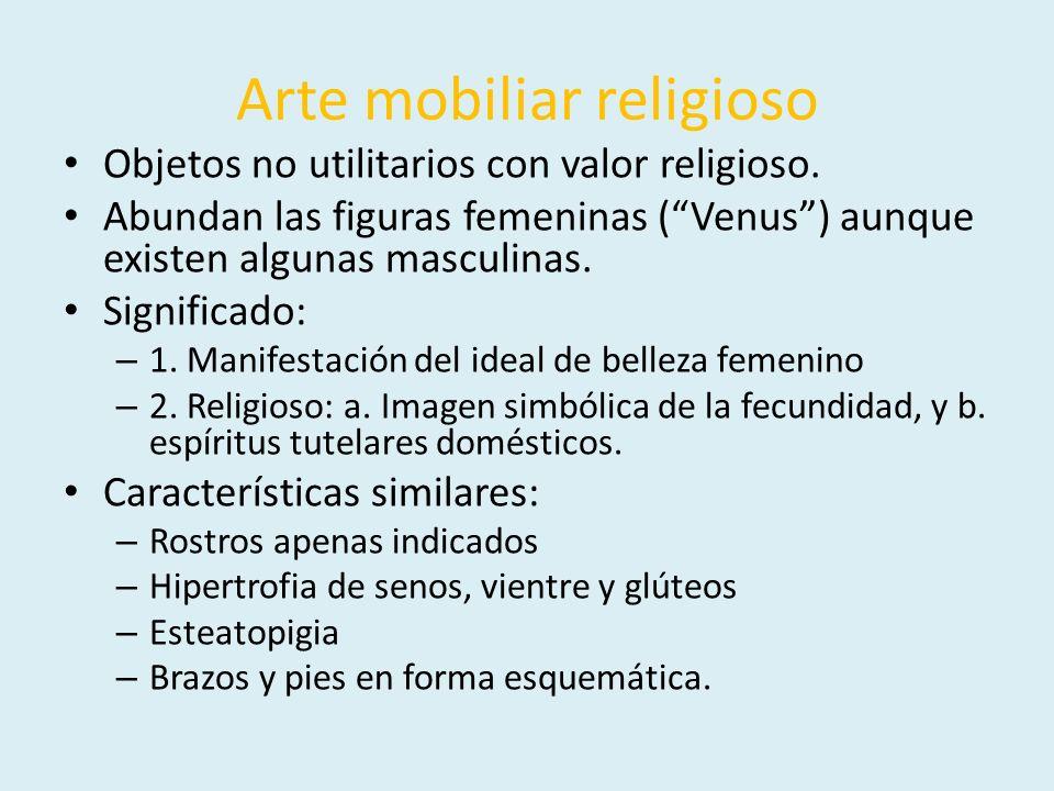 Arte mobiliar religioso