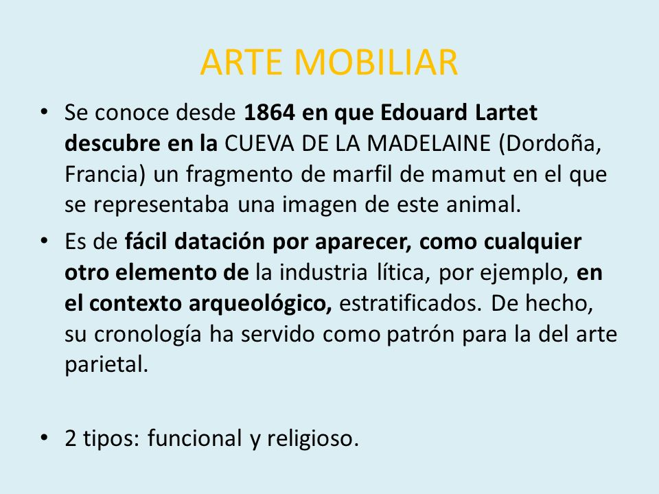 ARTE MOBILIAR