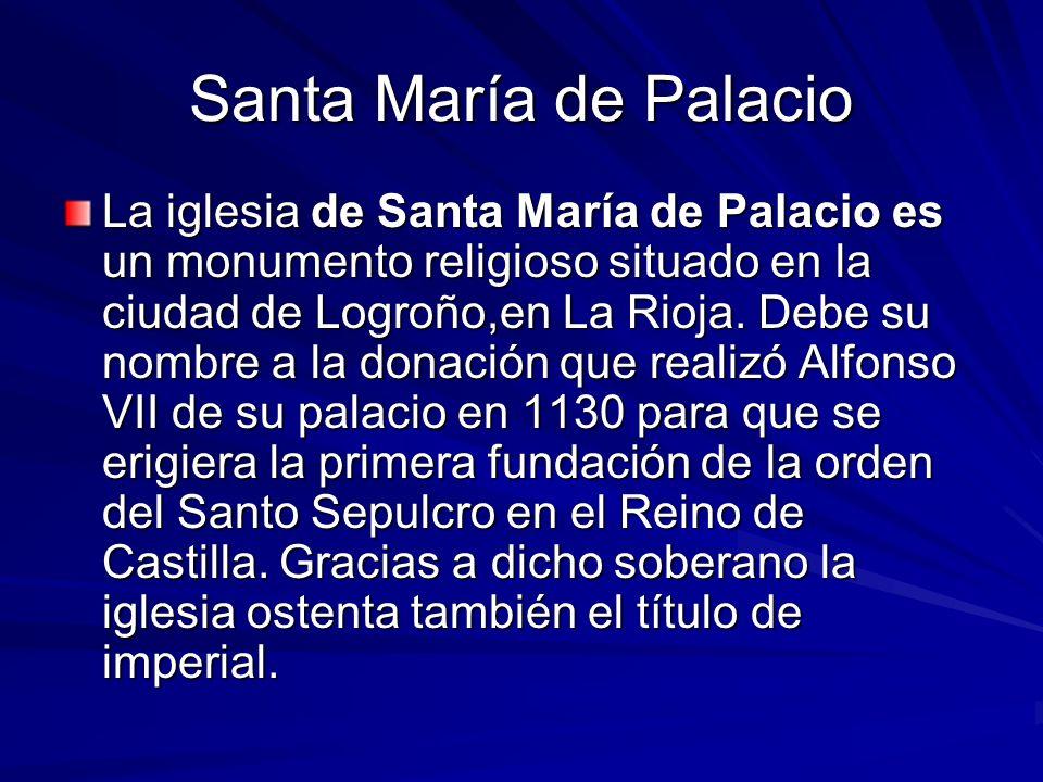 Santa María de Palacio