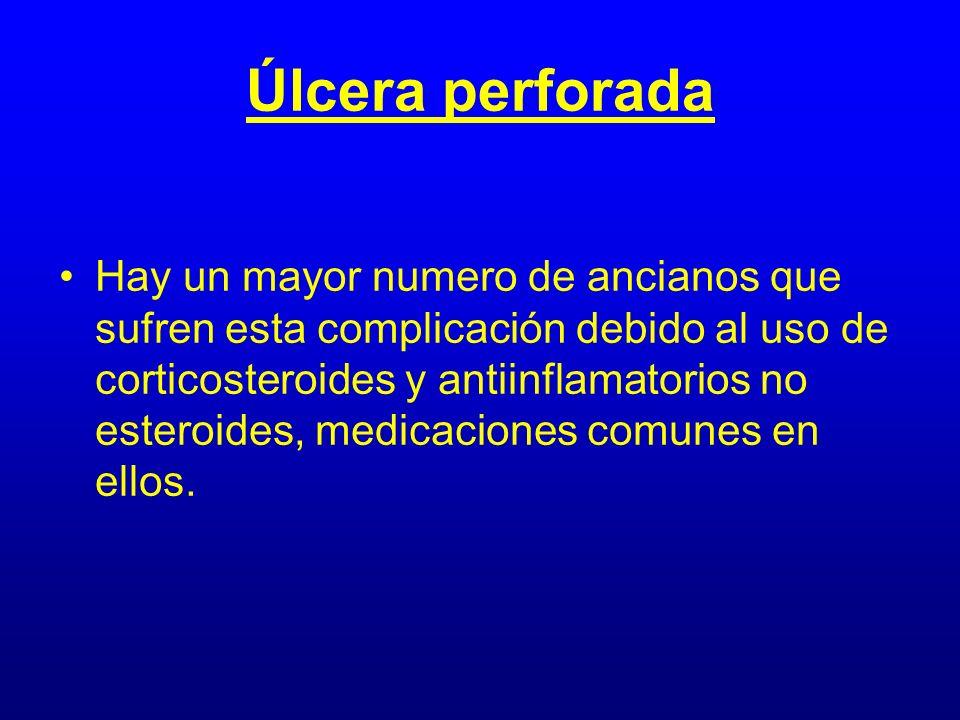 Úlcera perforada