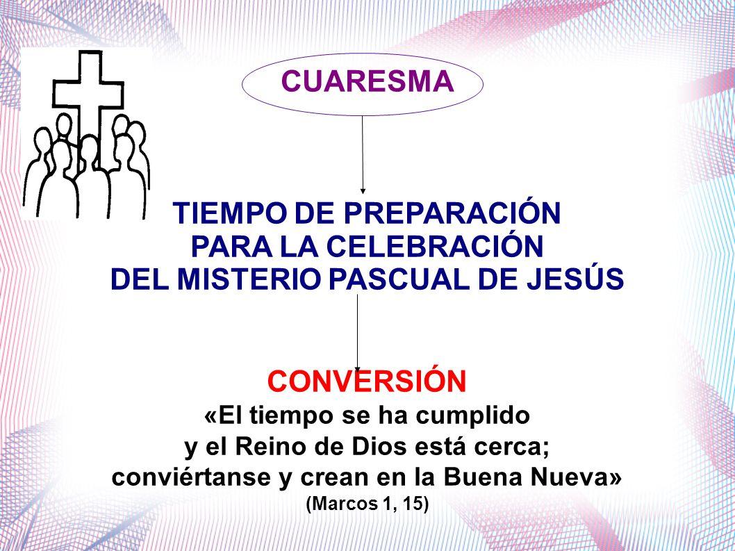 DEL MISTERIO PASCUAL DE JESÚS