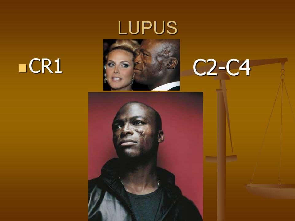 LUPUS CR1 C2-C4