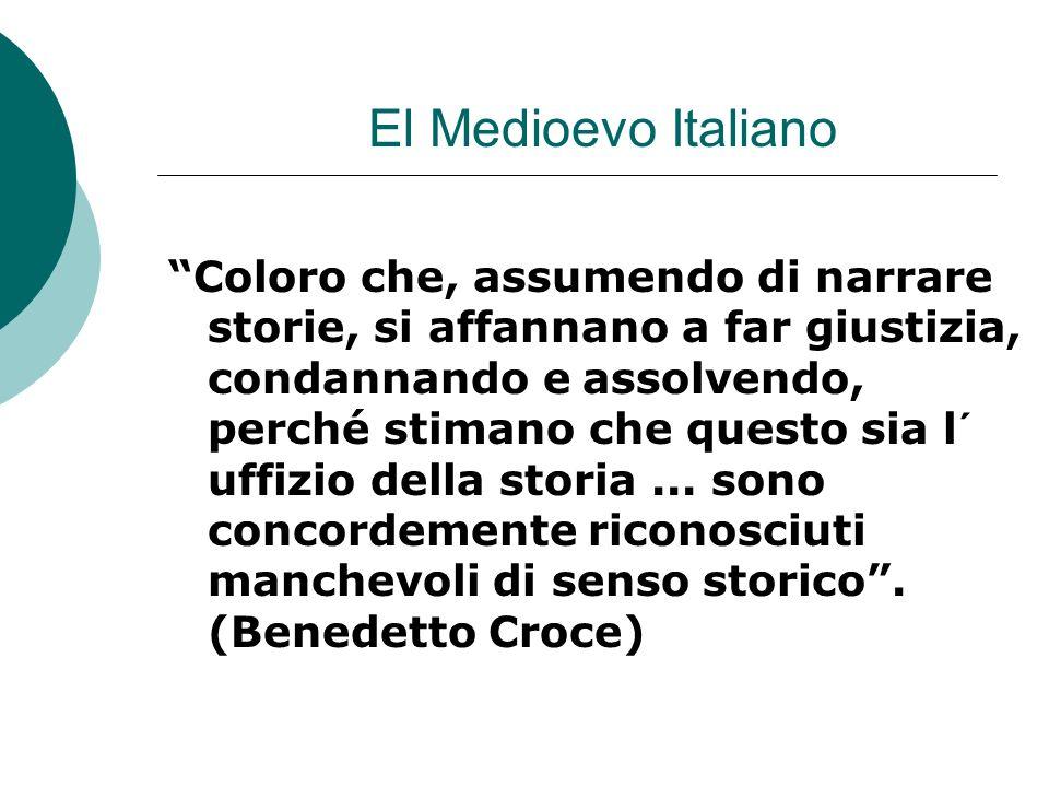 El Medioevo Italiano