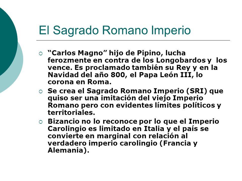 El Sagrado Romano Imperio