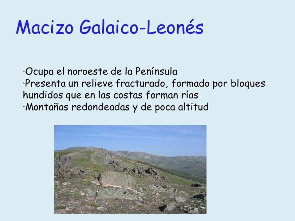 Macizo Galaico-Leonés