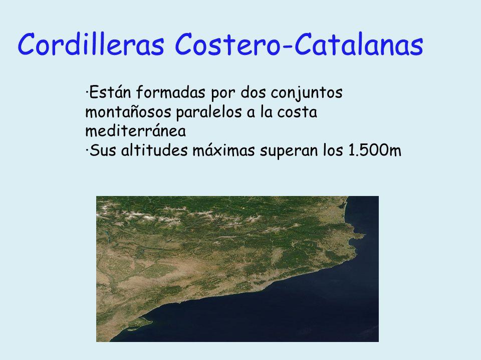 Cordilleras Costero-Catalanas