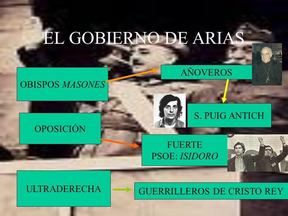 GUERRILLEROS DE CRISTO REY