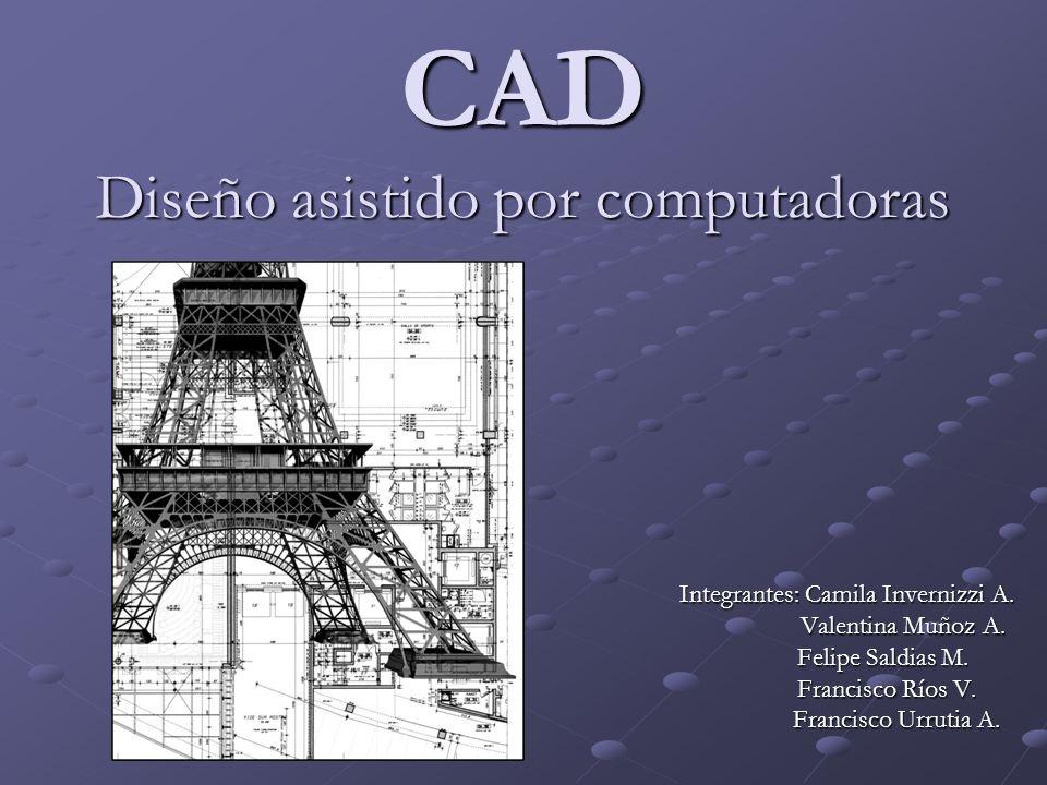 CAD Diseño asistido por computadoras