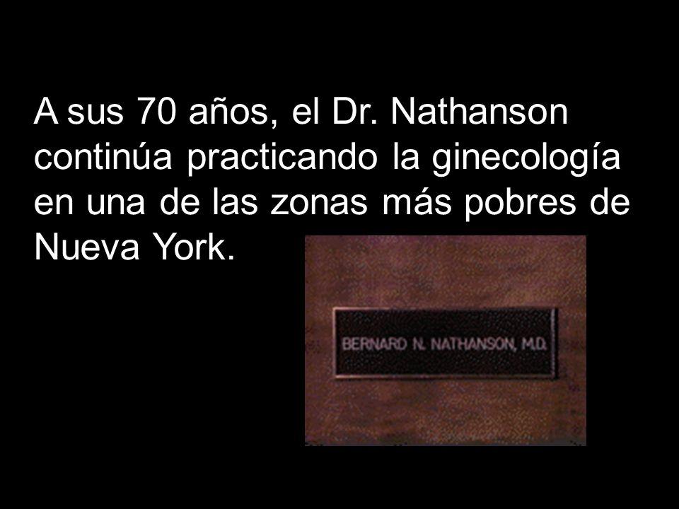 A sus 70 años, el Dr.