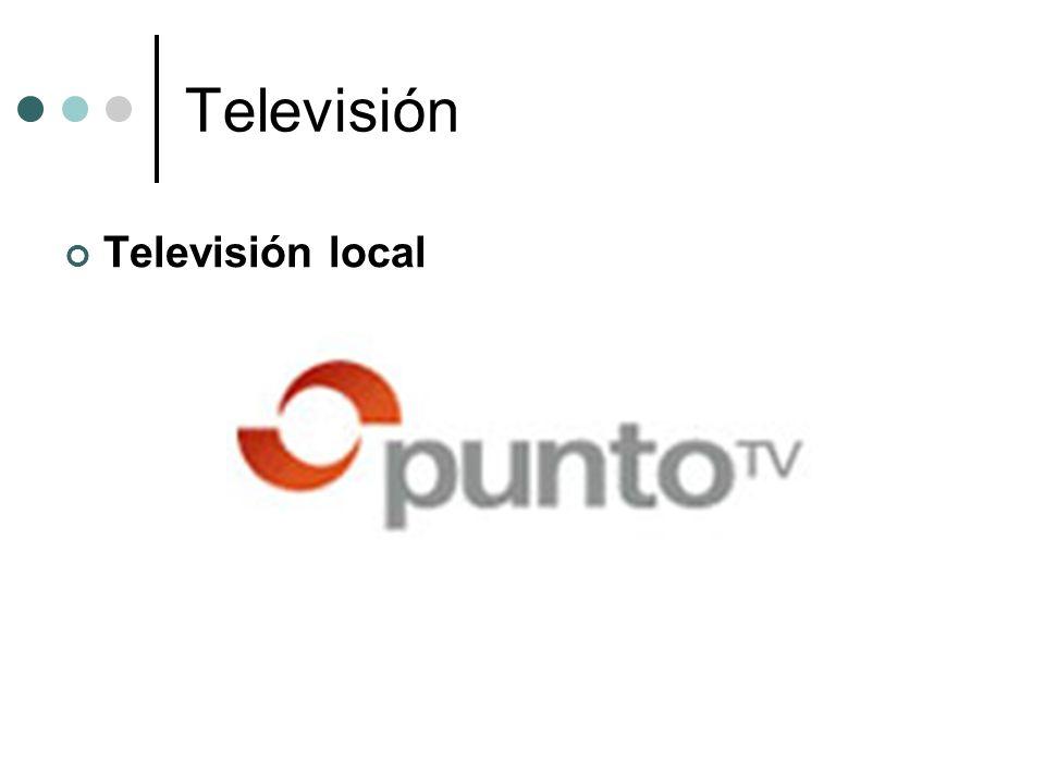 Televisión Televisión local