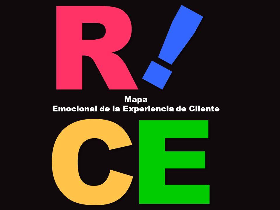 Mapa Emocional de la Experiencia de Cliente