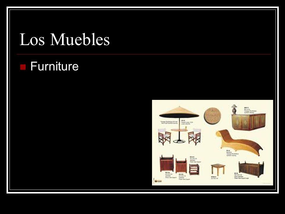 Los Muebles Furniture