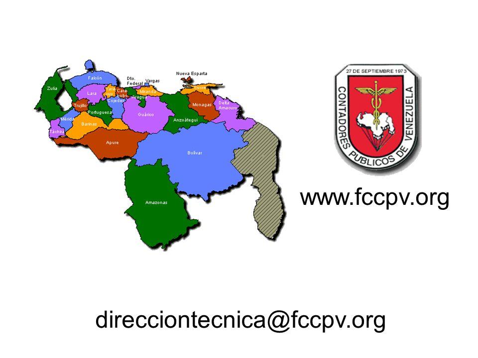 www.fccpv.org direcciontecnica@fccpv.org