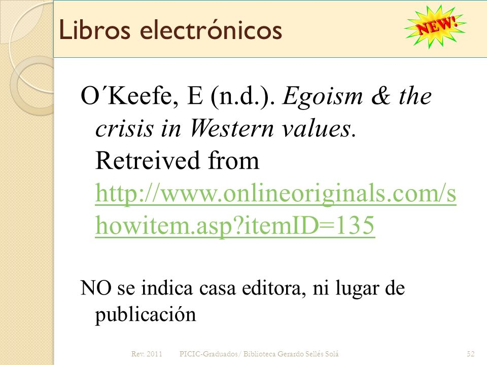 Libros electrónicos