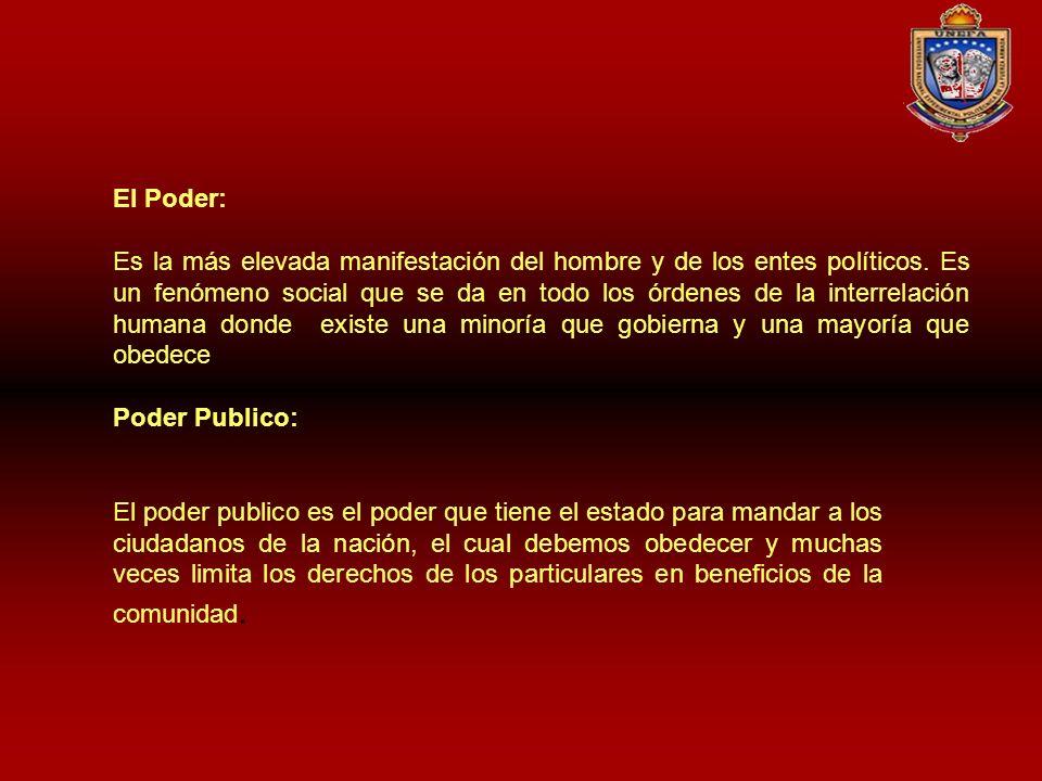El Poder: