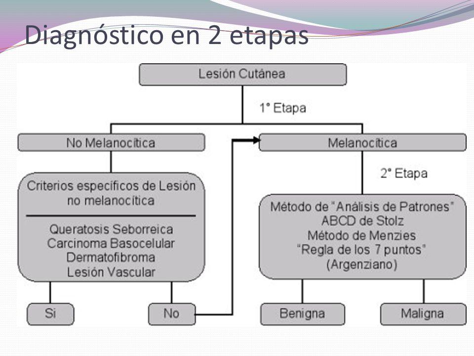 Diagnóstico en 2 etapas