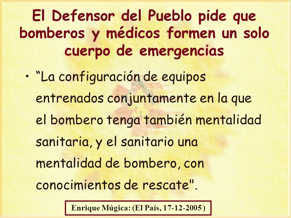 Enrique Múgica: (El País, 17-12-2005 )