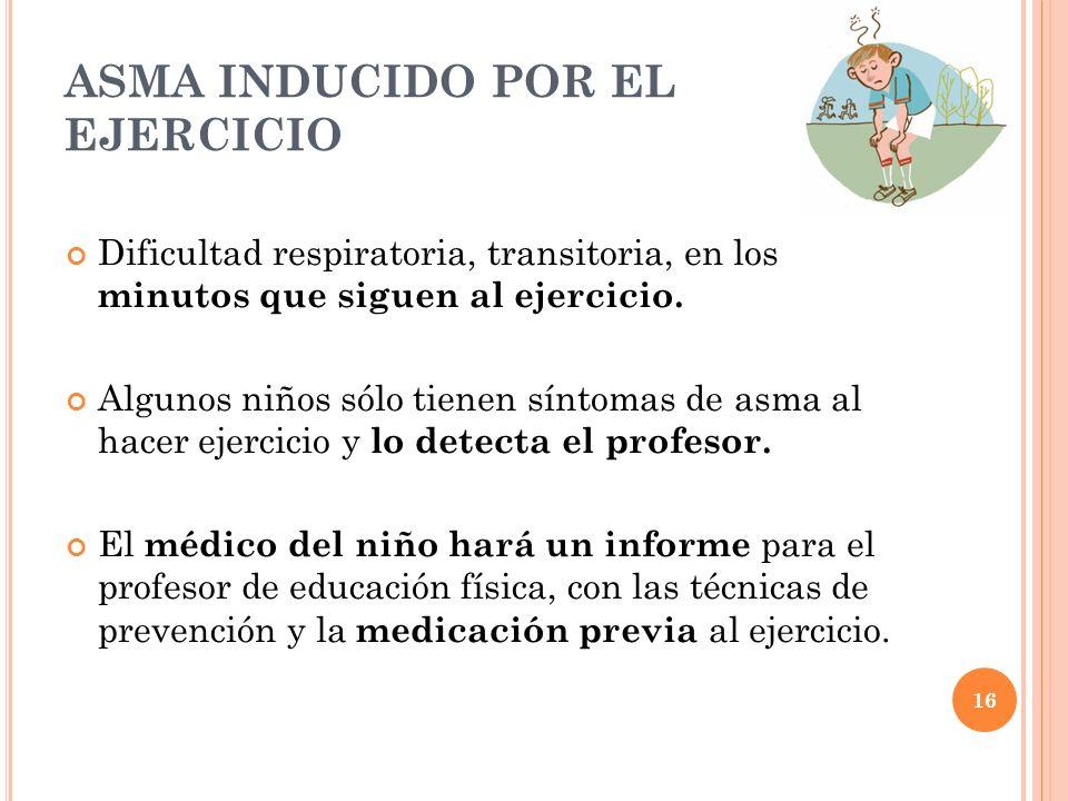 ASMA INDUCIDO POR EL EJERCICIO