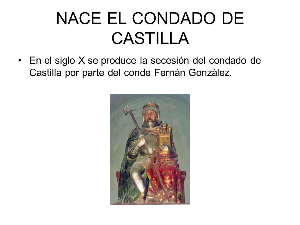 NACE EL CONDADO DE CASTILLA