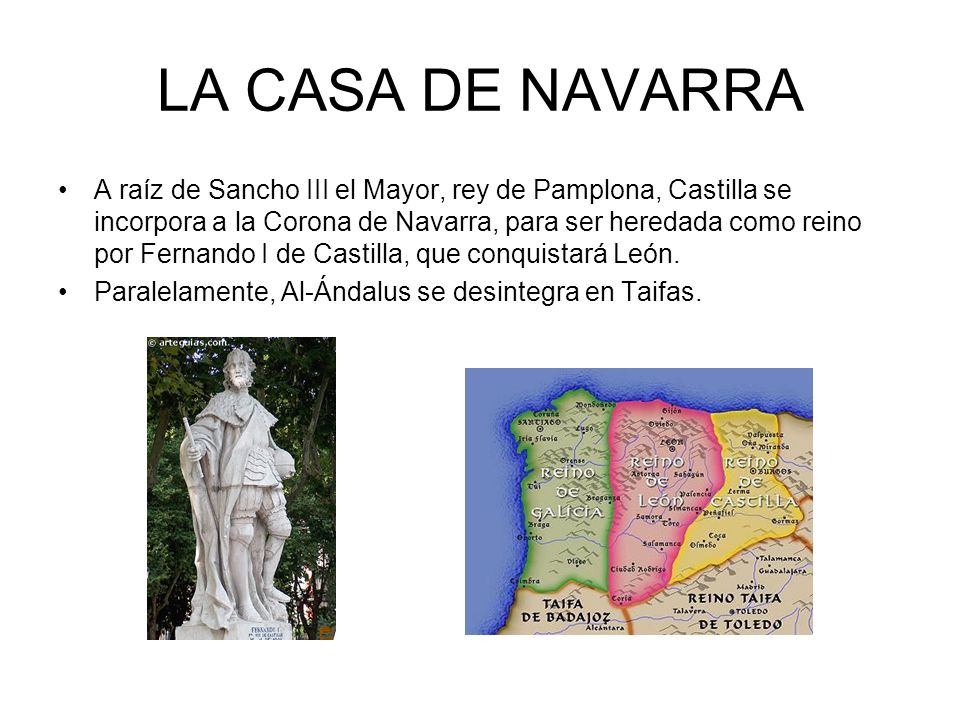 LA CASA DE NAVARRA