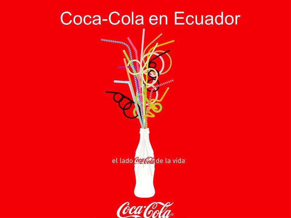 Coca-Cola en Ecuador