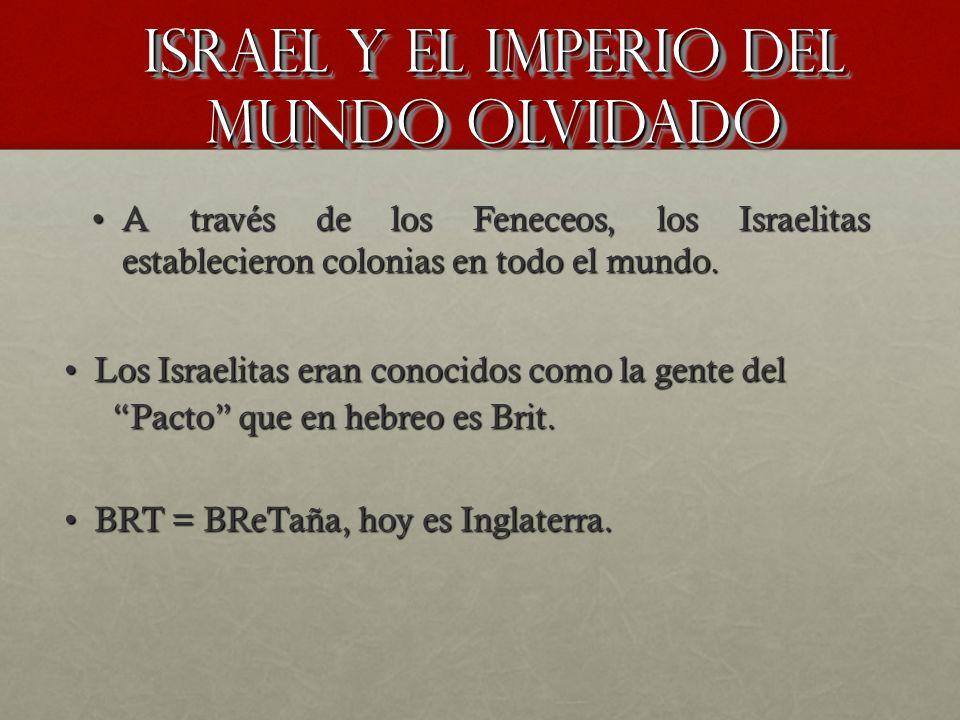 Israel y el imperio del mundo olvidado