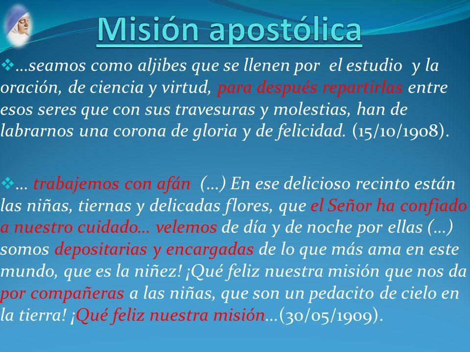 Misión apostólica