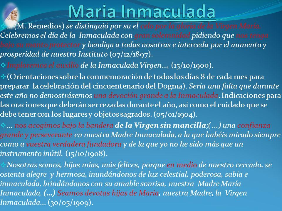 Maria Inmaculada