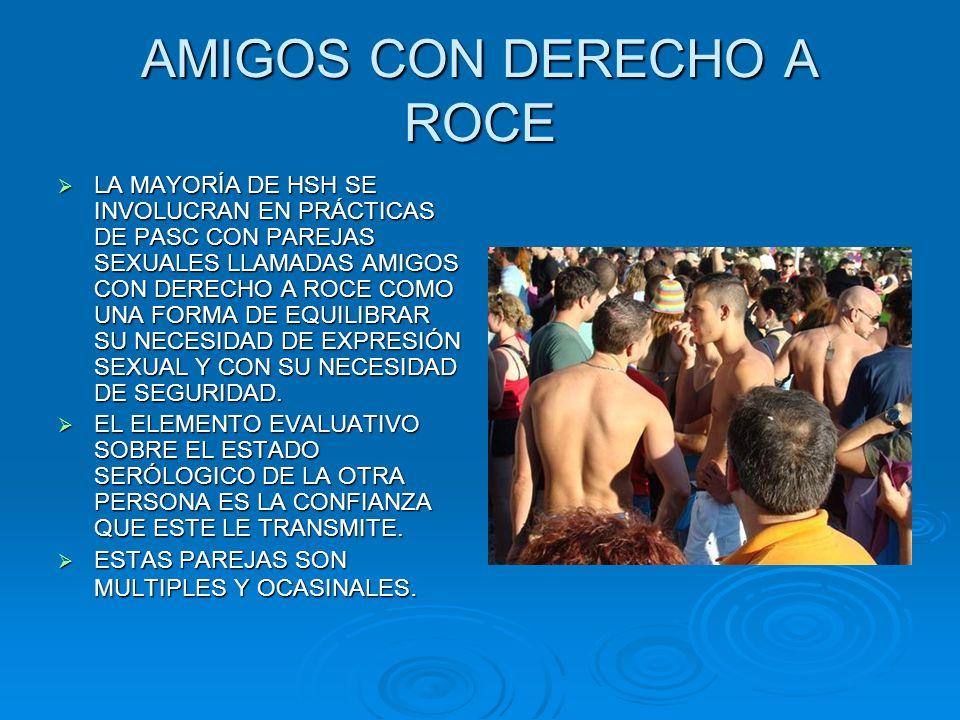 AMIGOS CON DERECHO A ROCE