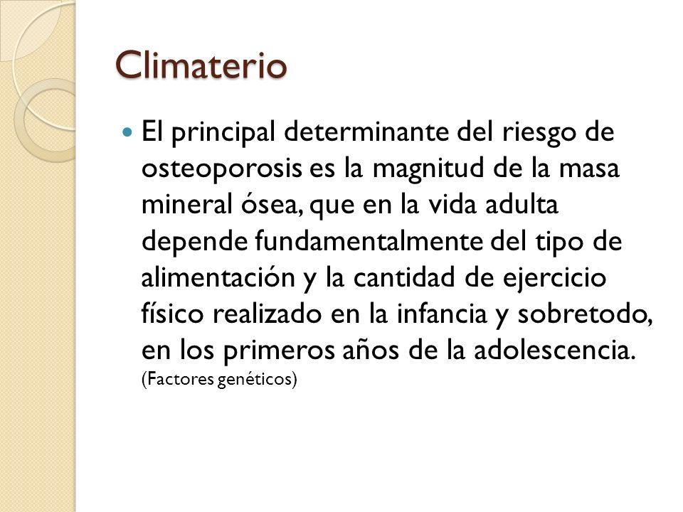 Climaterio