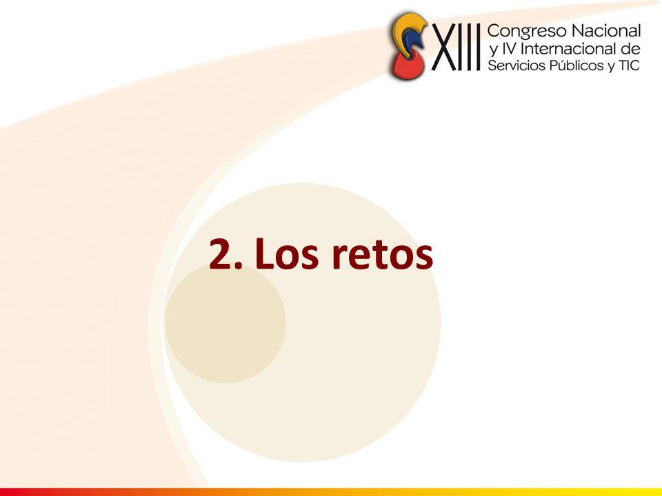 2. Los retos 11