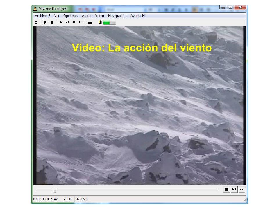 Video: La acción del viento