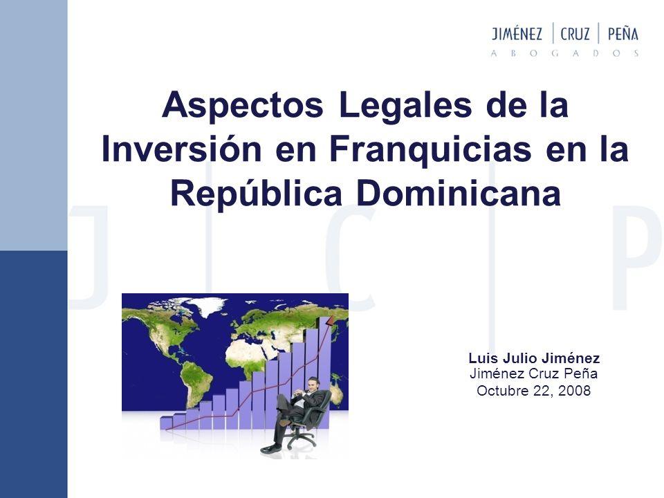Luis Julio Jiménez Jiménez Cruz Peña Octubre 22, 2008
