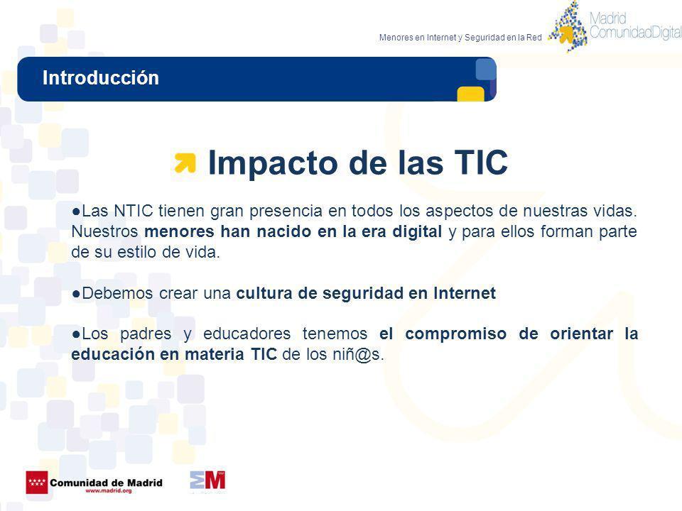 Impacto de las TIC Introducción
