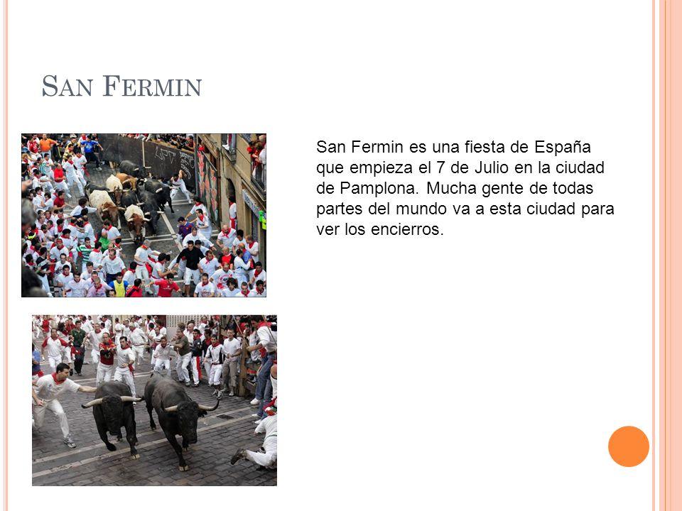 San Fermin