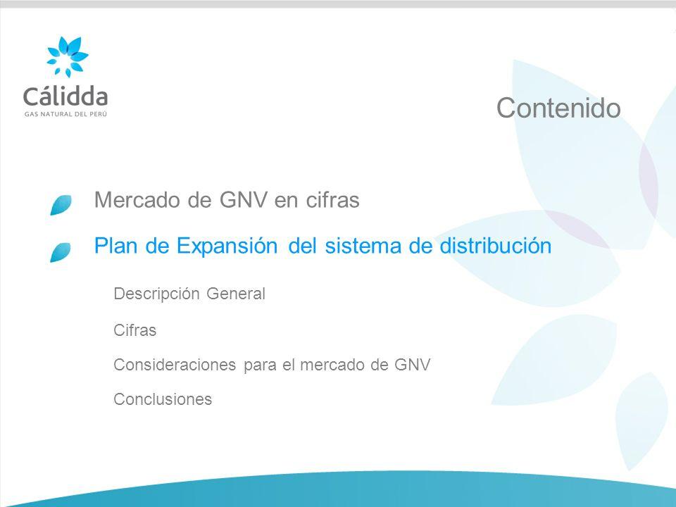 Contenido Mercado de GNV en cifras