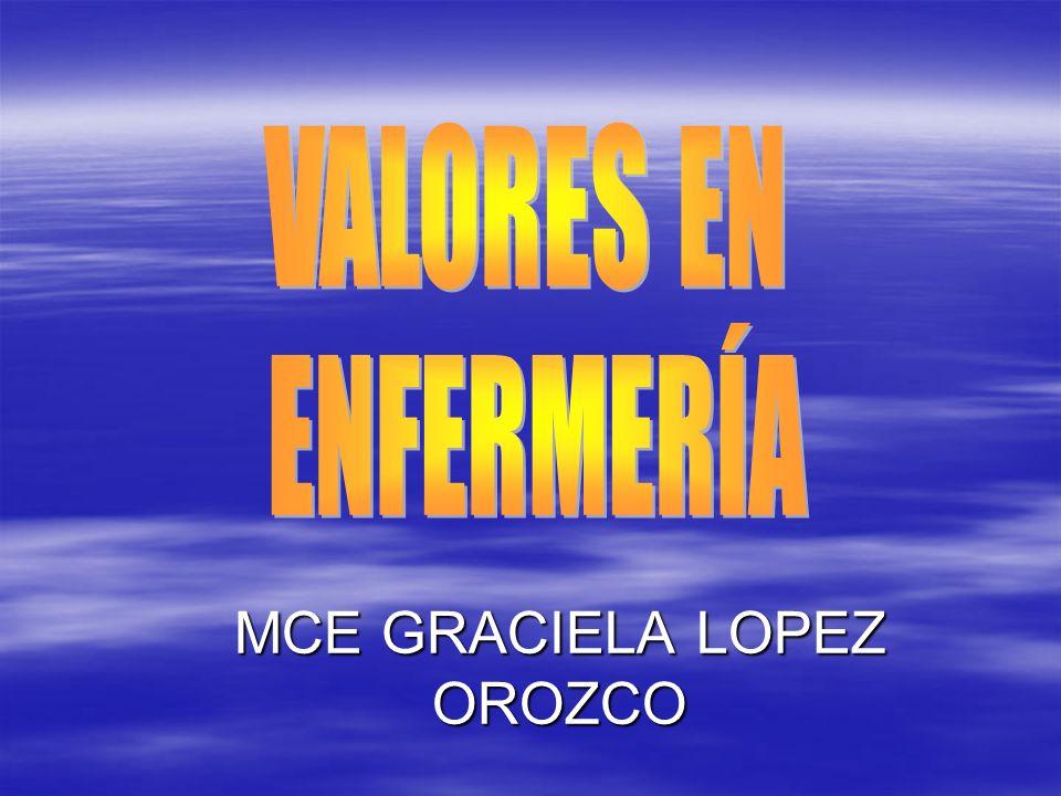 MCE GRACIELA LOPEZ OROZCO